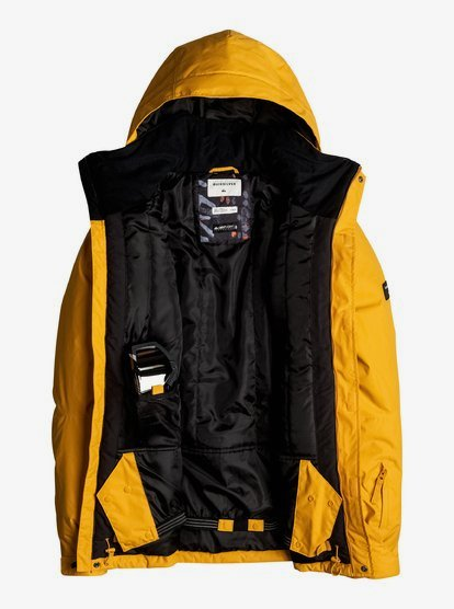 Quiksilver Mission Solid Youth Chaqueta Nieve Ni/ño