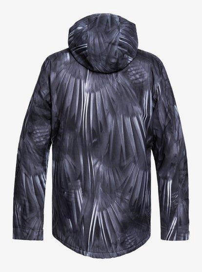 mission snow jacke für männer