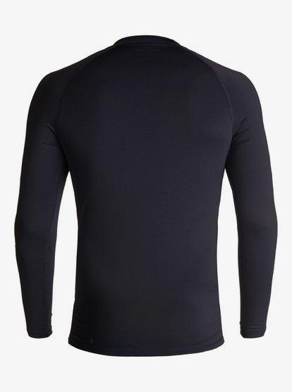 Quiksilver Mens Hawaii Serious Short Sleeve Rashguard UPF 50 Sun Protection Rash Guard Shirt