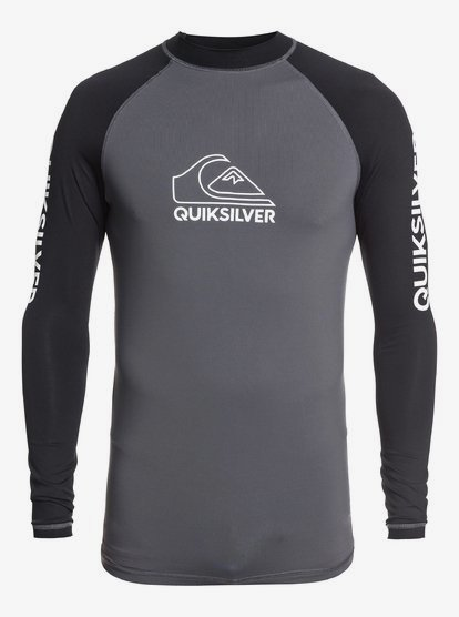 Quiksilver Mens Active Short Sleeve UPF 50 Sun Protection