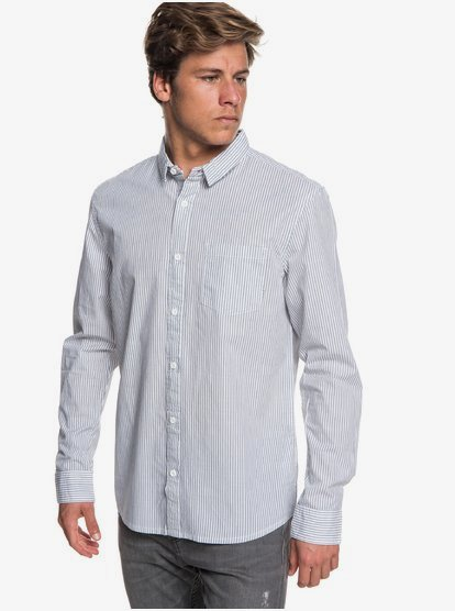 Quiksilver Everyd Strip Chemise Homme