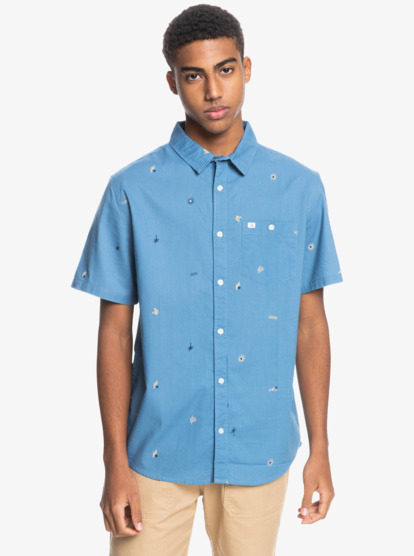Gant chii solaire court taille XL//10 turquoise