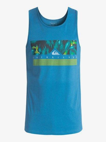 Camiseta Punto SIN Mangas NI/ÑO Verde Tropical Jungle