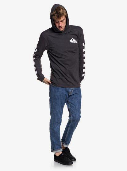 Originals Quik Check T shirt met lange mouwen en capuchon