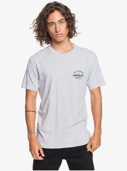 Quiksilver Eqyzt05486 T-Shirt Homme