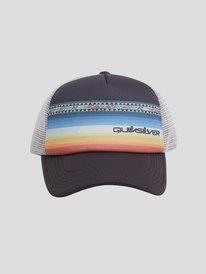 Boy's Sun Faded Trucker Hat