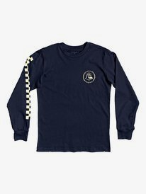 Golden Embers - Long Sleeve T-Shirt for Boys 8-16  AQBZT03753