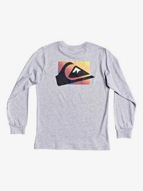 Neon Colors - Long Sleeve T-Shirt for Boys 8-16  AQBZT03755
