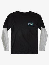 Midnight Show - T-Shirt for Boys 8-16  AQBZT03833