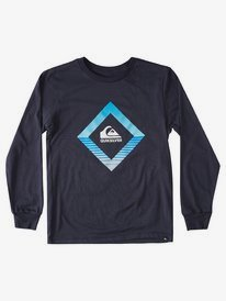 Tropical Mirage - Long Sleeve T-Shirt for Boys 8-16  AQBZT03854