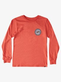 Stick Around - Long Sleeve T-Shirt for Boys 8-16  AQBZT03855