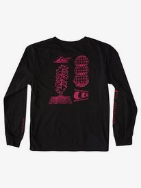 Beta Test - Long Sleeve T-Shirt for Boys 8-16  AQBZT03856
