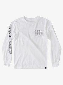 Beta Test - Long Sleeve T-Shirt for Boys 8-16  AQBZT03856