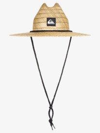 Pierside - Straw Lifeguard Hat for Boys 2-7  AQKHA03072