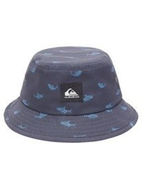 Flounders - Reversible Bucket Hat for Boys 2-7  AQKHA03331