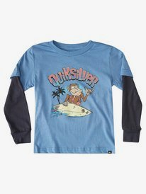 Champ Chimp - T-Shirt for Boys 2-7  AQKZT03655
