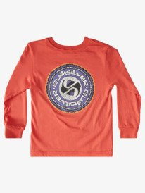 Stick Around - Long Sleeve T-Shirt for Boys 2-7  AQKZT03676