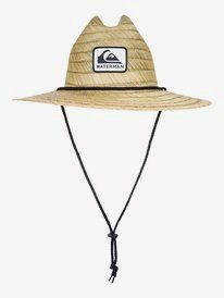 Waterman The Tier - Straw Lifeguard Hat for Men  AQMHA03129
