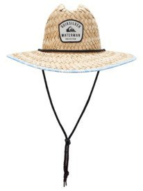 Waterman  Outsider - Straw Lifeguard Hat for Men  AQMHA03143