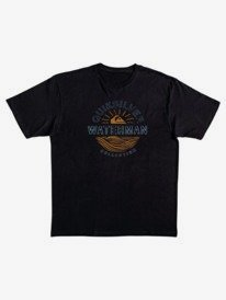 Waterman Sleepy Mountains - T-Shirt for Men  AQMZT03512