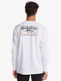 Waterman Night Fishing - Long Sleeve T-Shirt for Men  AQMZT03515