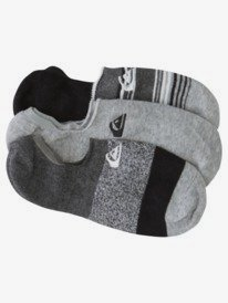 Super No Show Heather - Liner Socks for Men  AQYAA03256