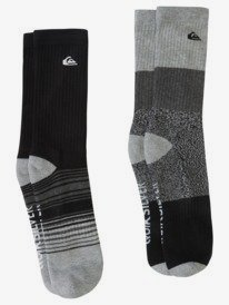 Multi - Crew Socks for Men  AQYAA03259