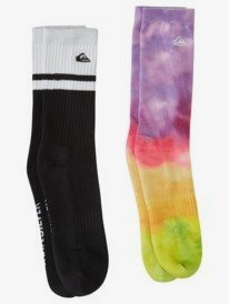 Tie Dye - Crew Socks for Men  AQYAA03262