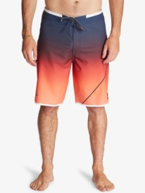 """Surfsilk New Wave 20"""" - Recycled Board Shorts for Men  AQYBS03532"""