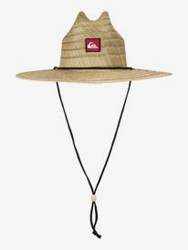 Pierside - Straw Lifeguard Hat for Men  AQYHA00145