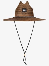 Pierside - Straw Lifeguard Hat for Men  AQYHA00145