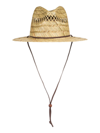 Jettyside - Straw Lifeguard Hat for Men  AQYHA04586