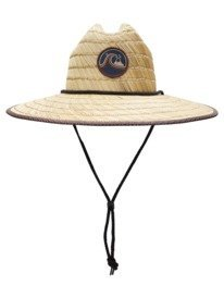 Dredged - Straw Lifeguard Hat for Men  AQYHA04603