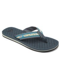 Tong Homme Quiksilver Bright Coast Print