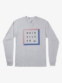 Diamond Box  - Long Sleeve T-Shirt for Men  AQYZT06873