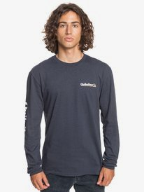 Check Yo Self - Long Sleeve T-Shirt for Men  AQYZT07149