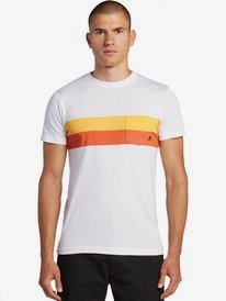 OR SEASON STRIPE POCKET TEE  AQYZT07223