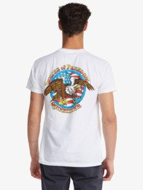 Waves Of Freedom - T-Shirt for Men  AQYZT07825