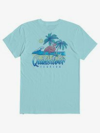 Fl Flamingo Beach - T-Shirt for Men  AQYZT07868