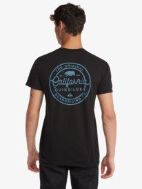 CA State Of Mind - T-Shirt for Men  AQYZT07869