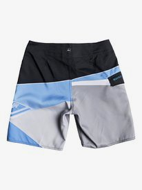 "Slash Fade Logo 16"" - Board Shorts for Boys 8-16  EQBBS03247"