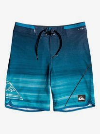 """Highline New Wave 16"""" - Board Shorts for Boys 8-16  EQBBS03401"""