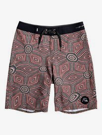 "Highline Tamarama 18"" - Board Shorts for Boys 8-16  EQBBS03414"