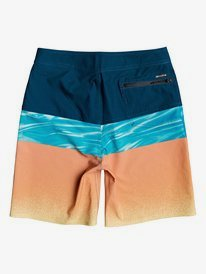 """Highline Hold Down 17"""" - Board Shorts for Boys 8-16  EQBBS03443"""