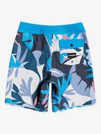 "Highline Tropical Flow 17"" - Board Shorts for Boys 8-16  EQBBS03463"
