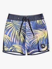 "Highline Sub Tropic 15"" - Board Shorts for Boys 8-16  EQBBS03494"