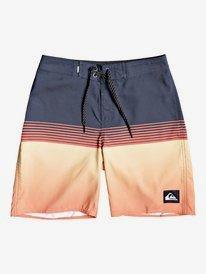 """Everyday Slab 17"""" - Board Shorts for Boys 8-16  EQBBS03501"""