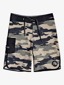 "Highline HI Variable 18"" - Board Shorts for Boys 8-16  EQBBS03515"