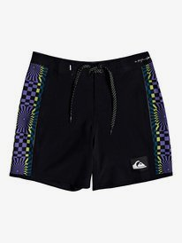"Highline Strobe Arch 15"" - Board Shorts for Boys 8-16  EQBBS03517"