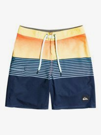 "Surfsilk Slab 17"" - Board Shorts for Boys 8-16  EQBBS03555"